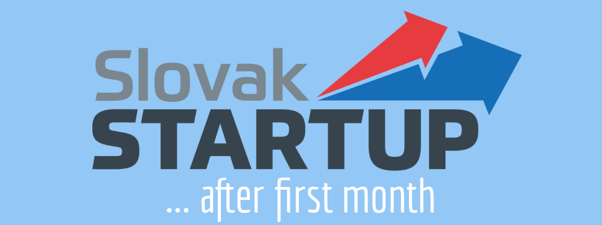 SlovakSTARTUP after the first month