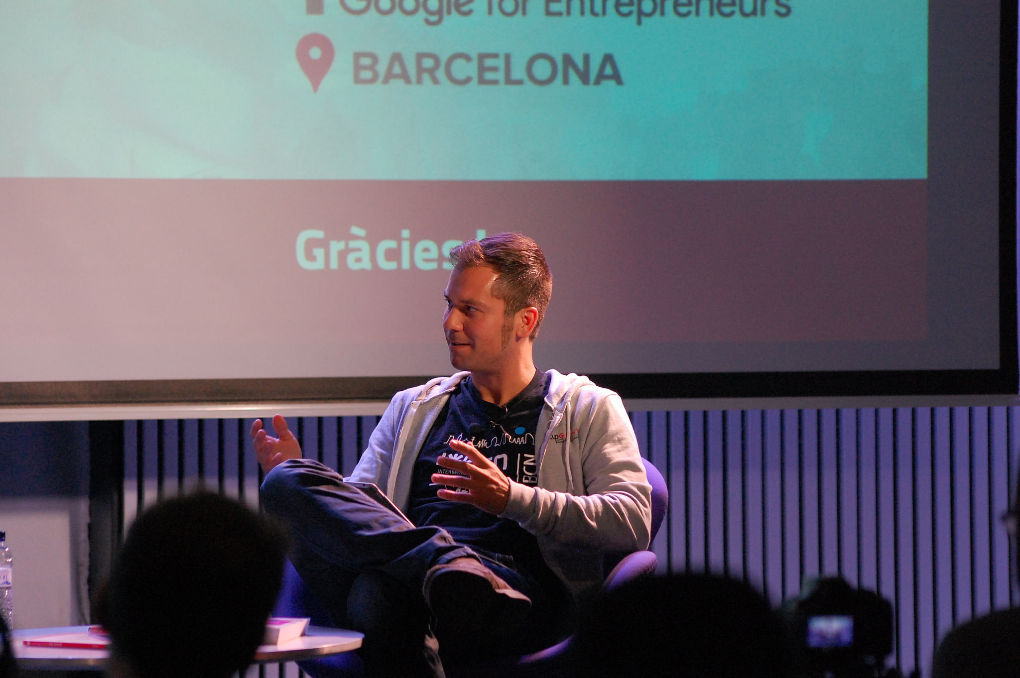 Àlex Rodríguez Bacardit: We Want to Bring Barcelona to the Champions League of Entrepreneurship