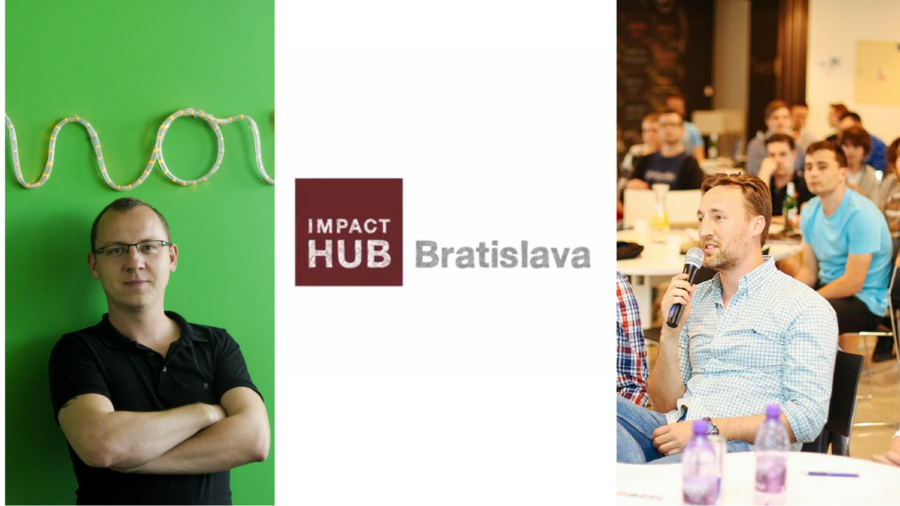 Impact Incubator's Expert Mentors: Jan Cifra & Pavol Magic