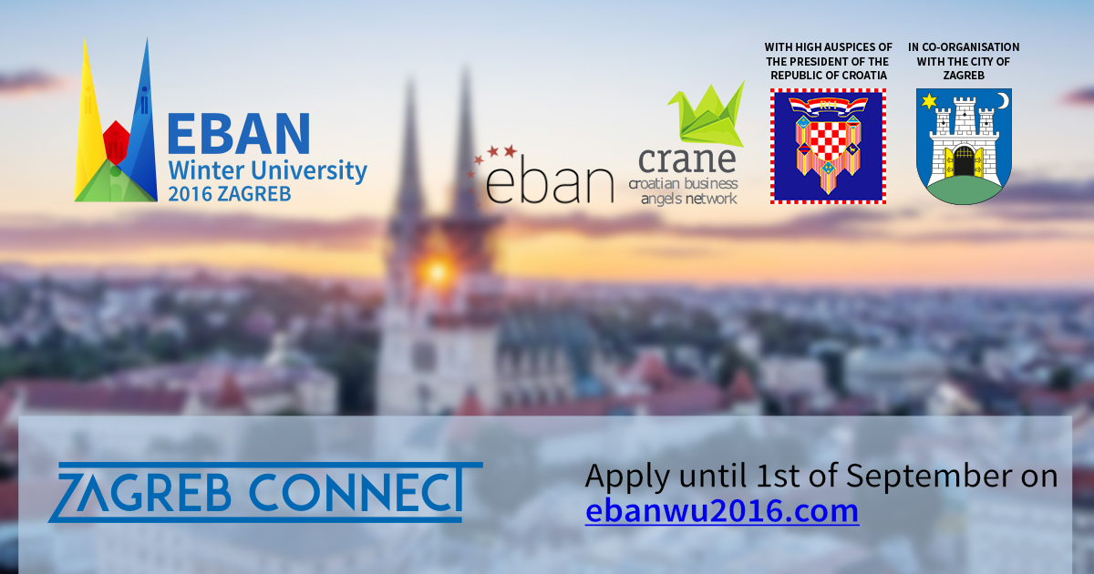 Zagreb Connect 2016: Opportunity for Startups