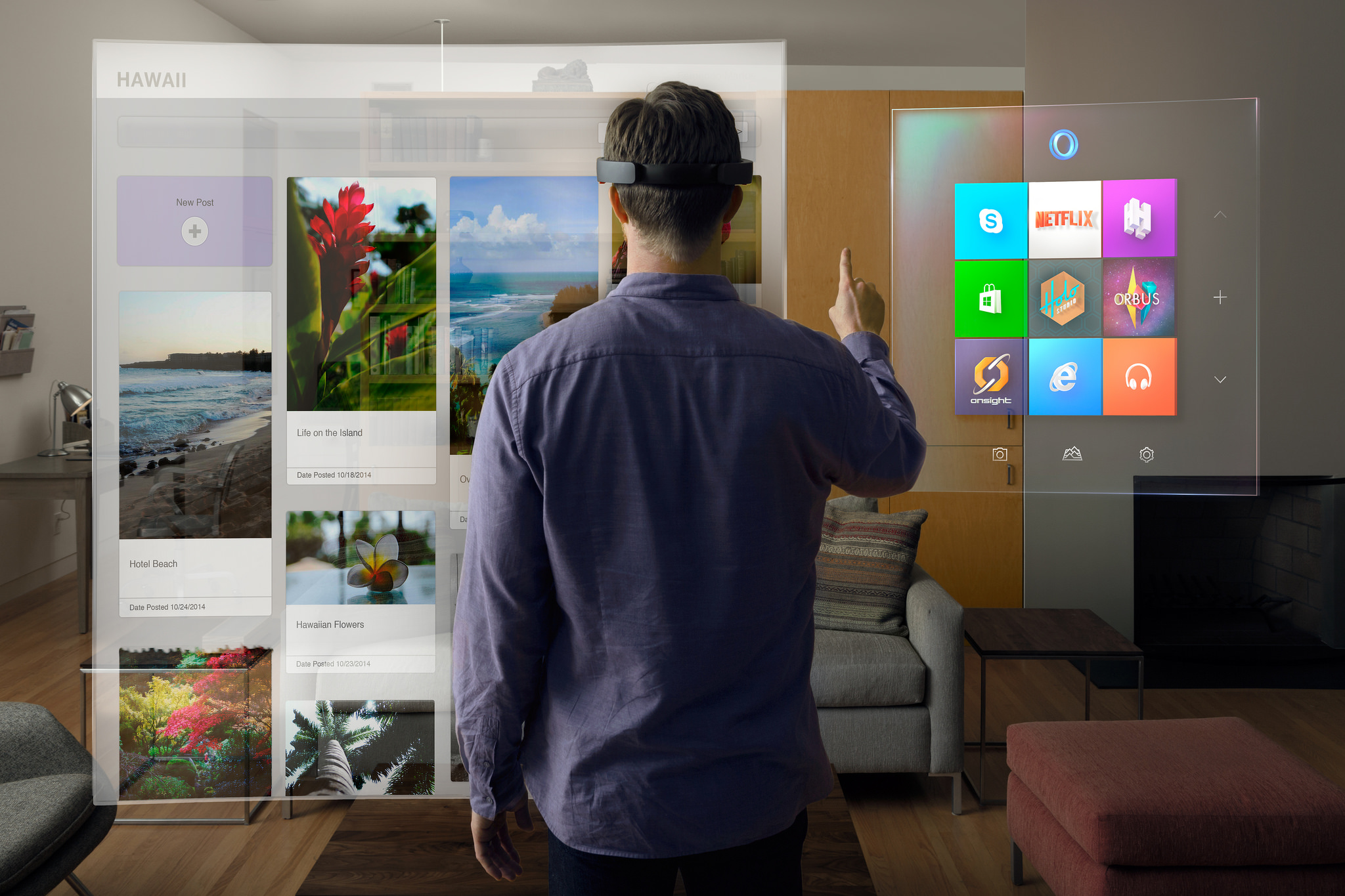 Corinth Is Bringing Microsoft HoloLens to Central Europe on AR&VR Hackathon