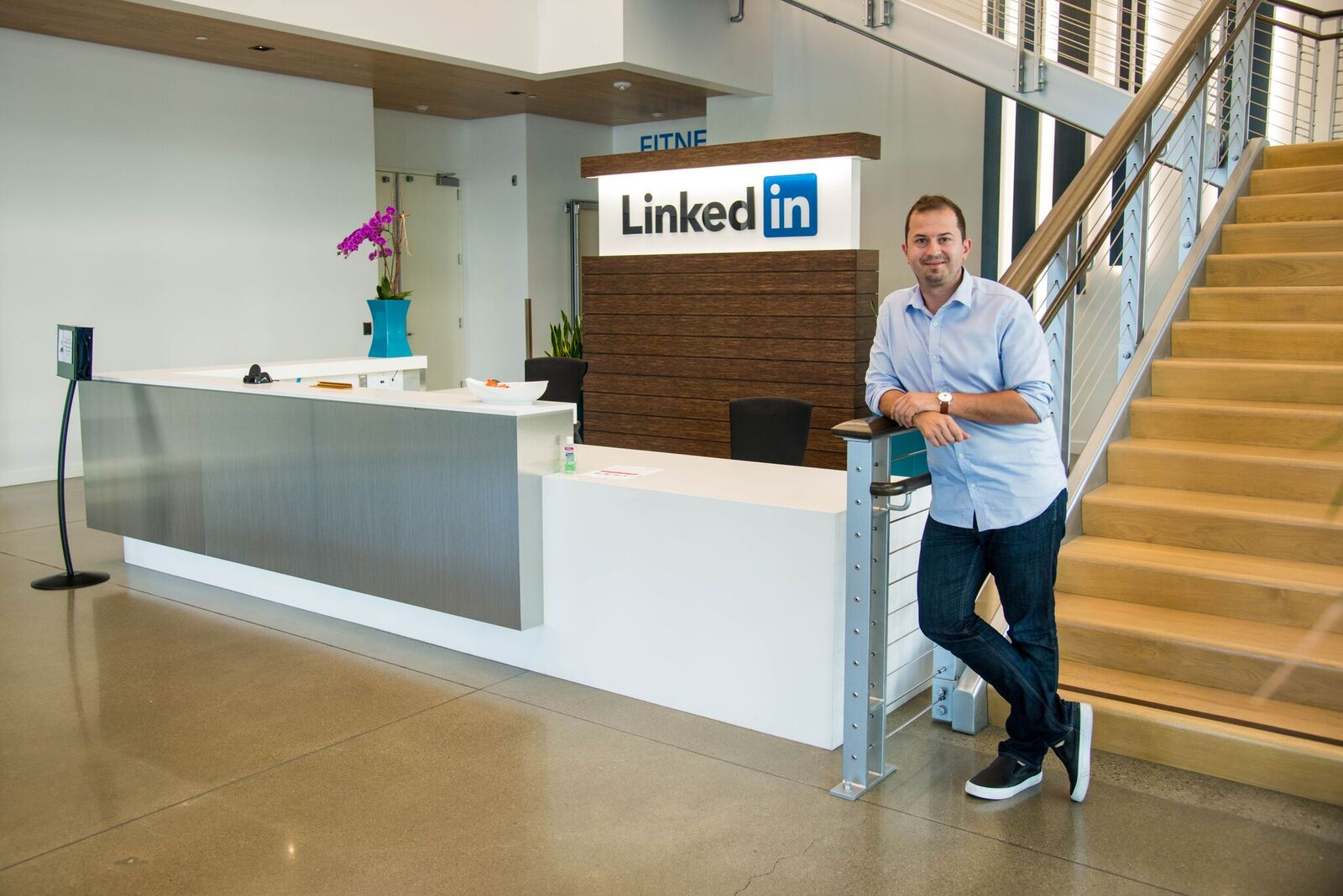 Michal Vasko (LinkedIn): If You Feel Stuck In One Place, Quit Right Away