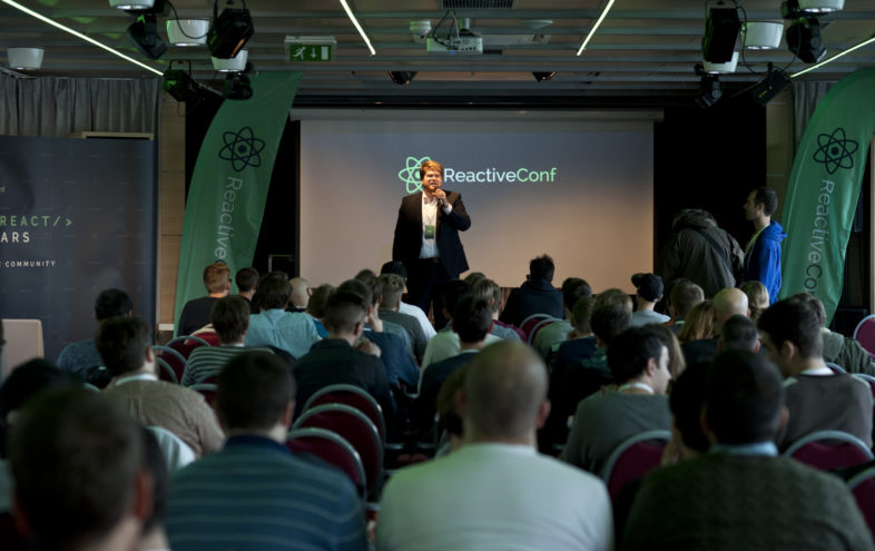Top Tech Experts Met in Bratislava During ReactiveConf