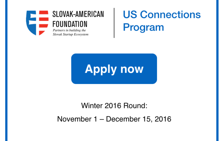 Winter 2016 US Connections Round Opens