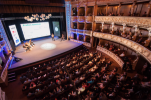 STARUP AWARDS 2015 - The historic building of Slovak National Theatre