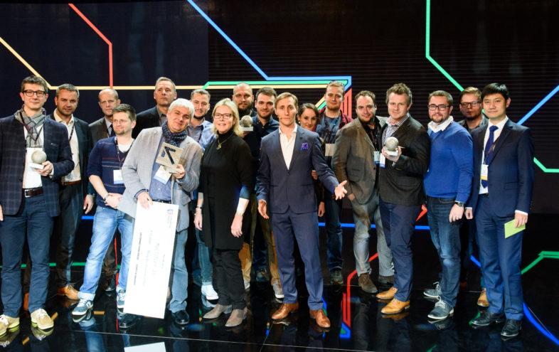 Startup Awards 2016 Winners