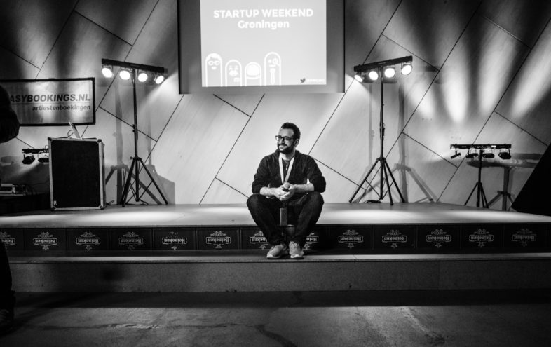 Startup Weekend Facilitator: Just Go There and Pitch Your Idea