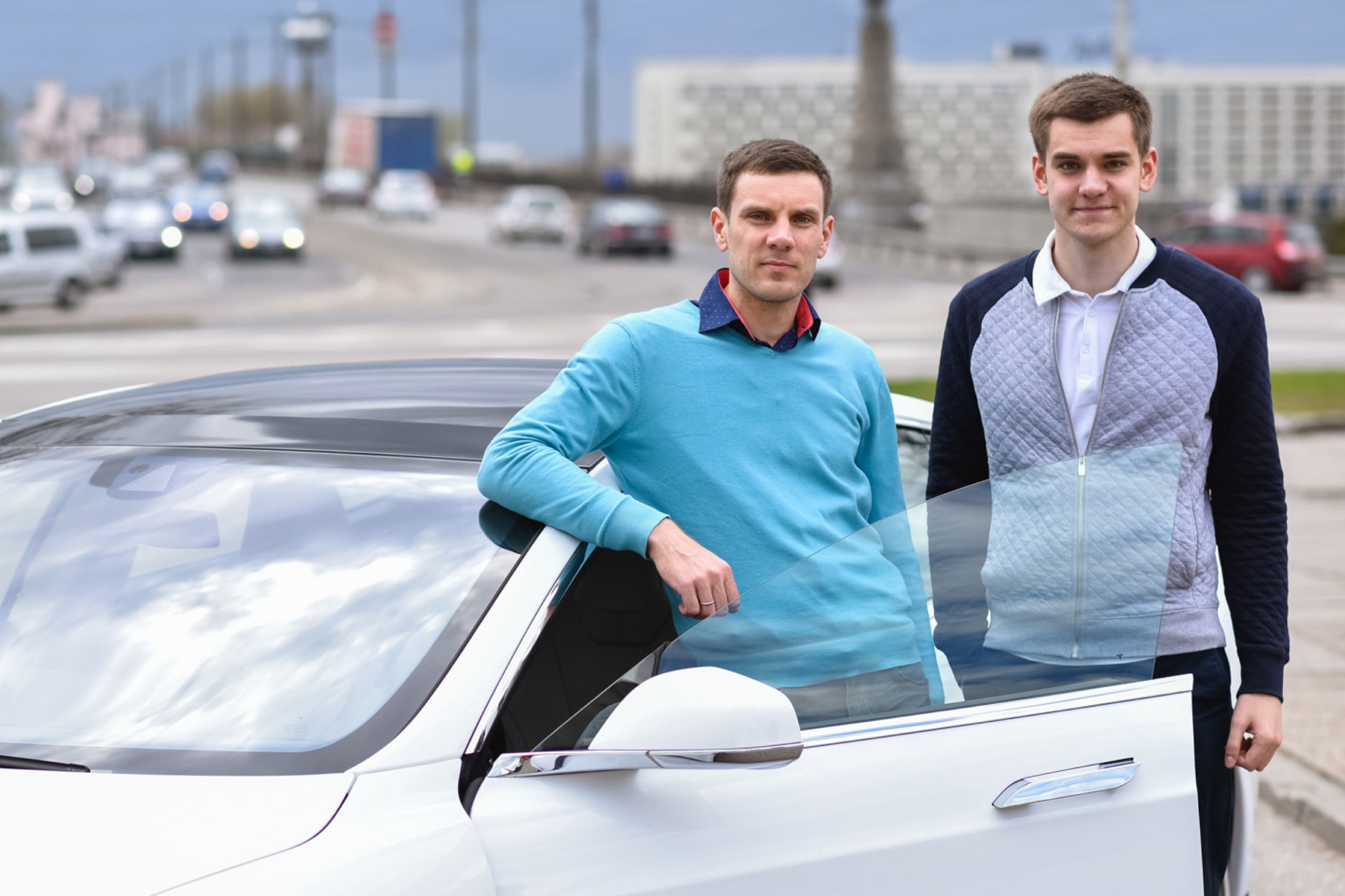 Taxify Founders