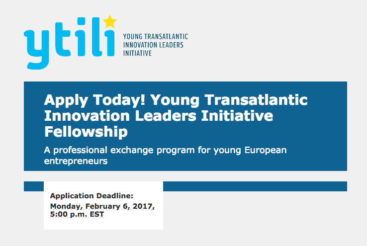 Apply for YTILI Fellowship Program Until February 6