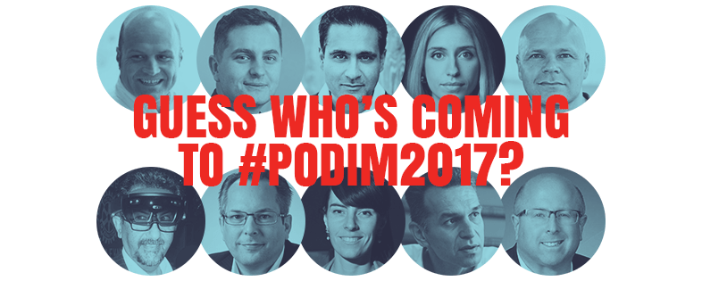 PODIM Conference: A Special Offer For Startups From Danube Region