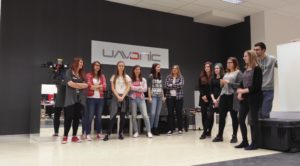 Girls' Day at Launcher