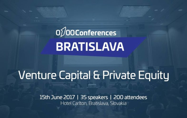 First Venture Capital & Private Equity 0100 Conference in Bratislava