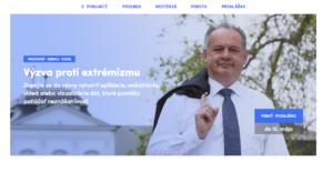 Andrej Kiska Hackathon