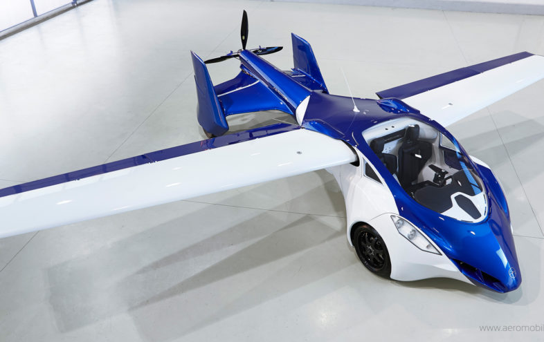 New Investor Partners with AeroMobil