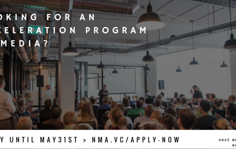 Apply to Next Media Accelerator