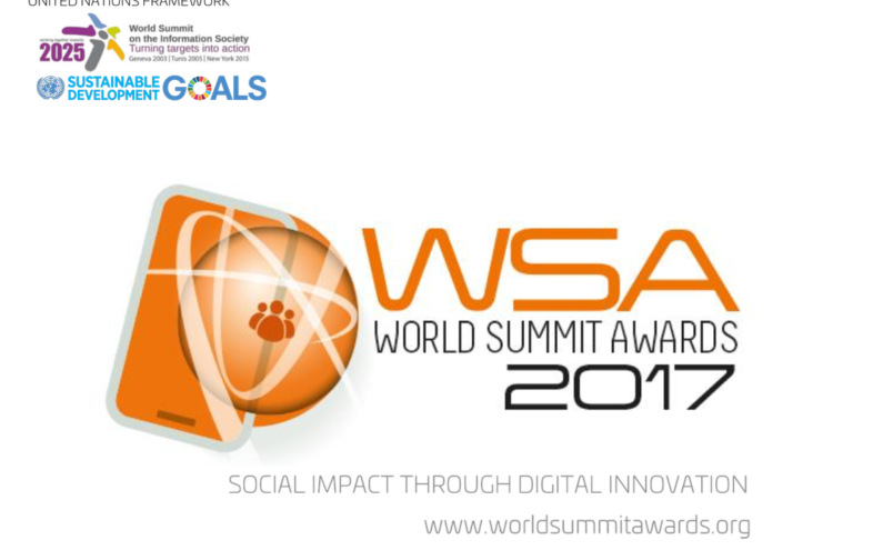 World Summit Awards 2017 Open For Nominations