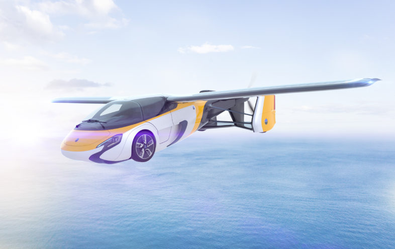 AeroMobil to Exhibit at the Prestigious World Aviation Exhibition in Paris
