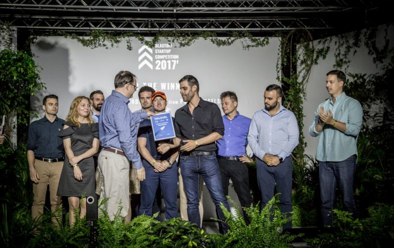 Artificial Intelligence Based Startup Won the International Blastoff Competition