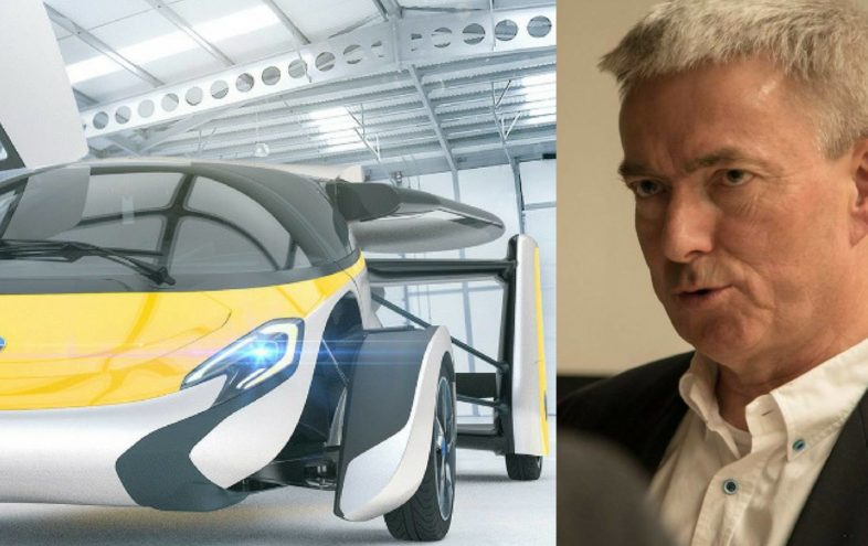 AeroMobil Announces Investment from Leading Venture Capitalist Martin S. Hauge