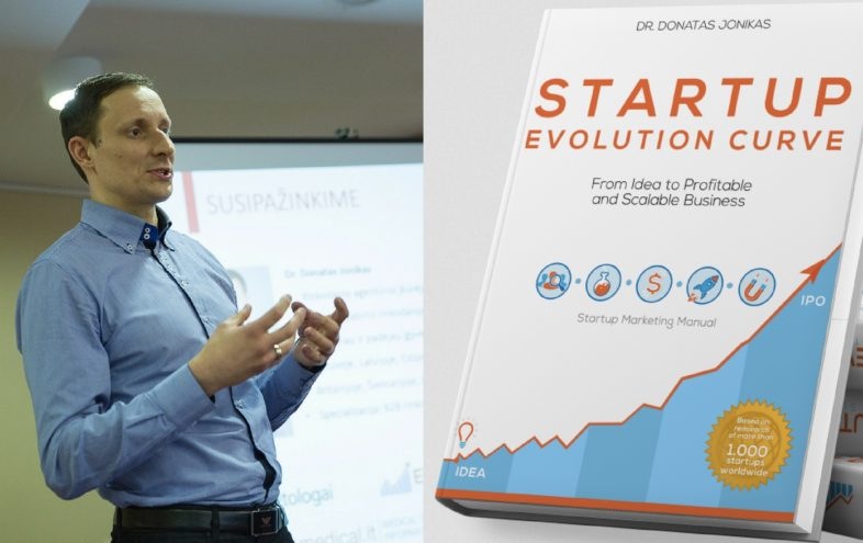 Startup Evolution Curve: A Practical Guidebook Based on Real-life Startup Struggles