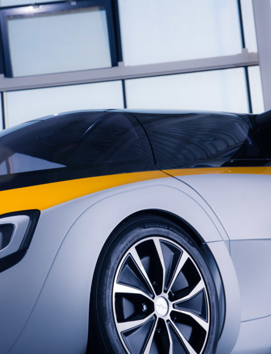 InfraPartners Management Invests in AeroMobil