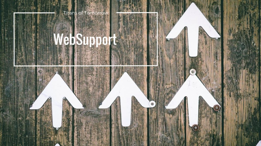 WebSupport - Titans of Tomorrow