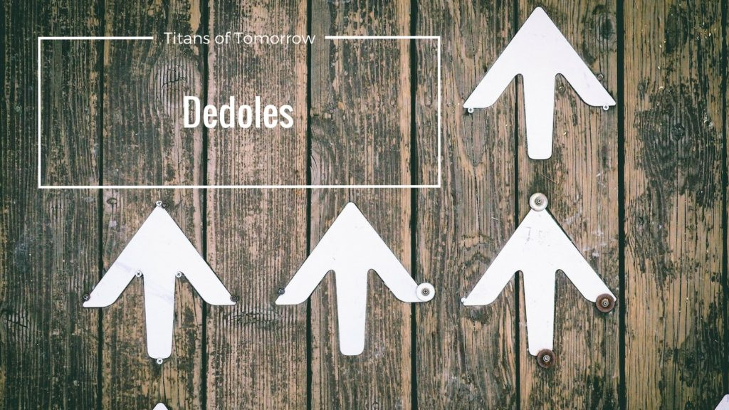 Dedoles - Titans of Tomorrow, Scale-up Report
