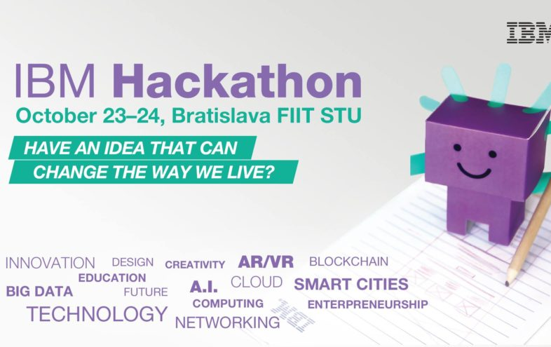 Have an Idea That Can Change the Way We Live? Come to IBM Hackathon!
