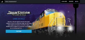 TrainStation, the most popular game by Pixel Federation