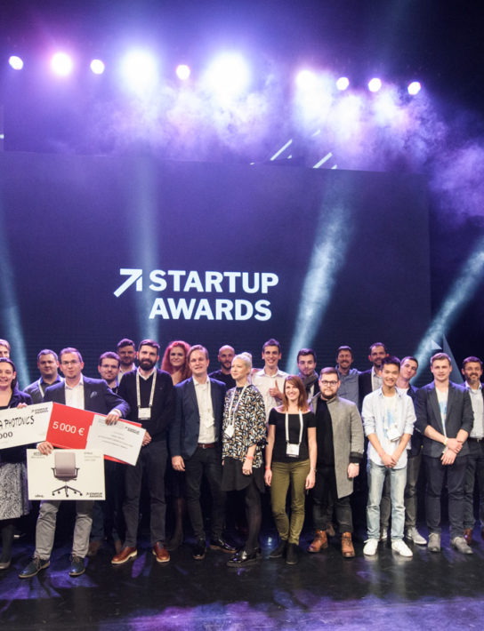 A Brief Report From Startup Awards 2017
