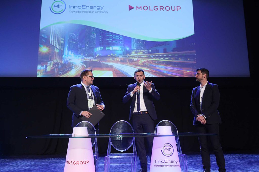 Innoenergy and Mol Group