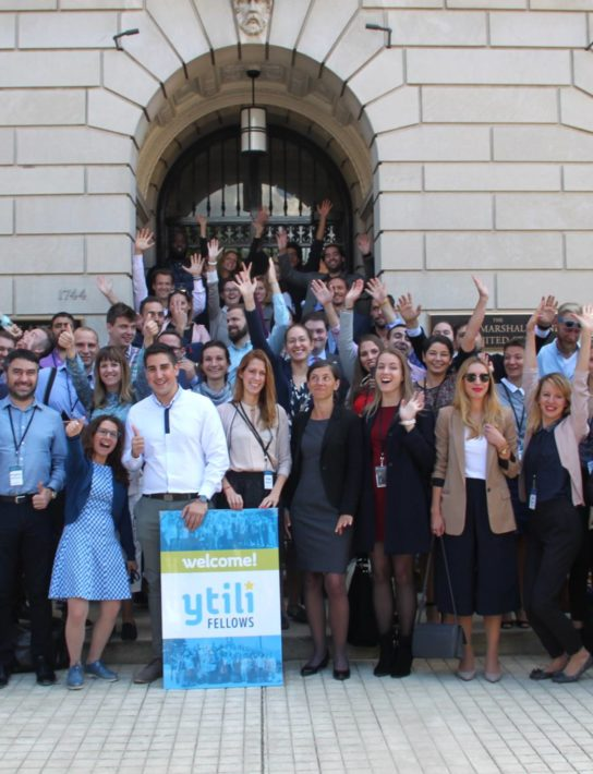 Apply To Young Transatlantic Innovation Leaders Initiative