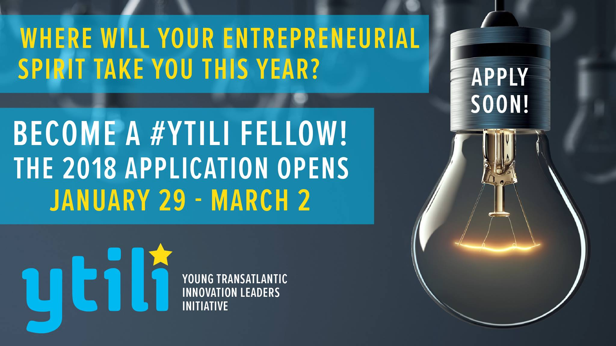 Young Transatlantic Innovative Leaders Initiative Fellowship YTILI