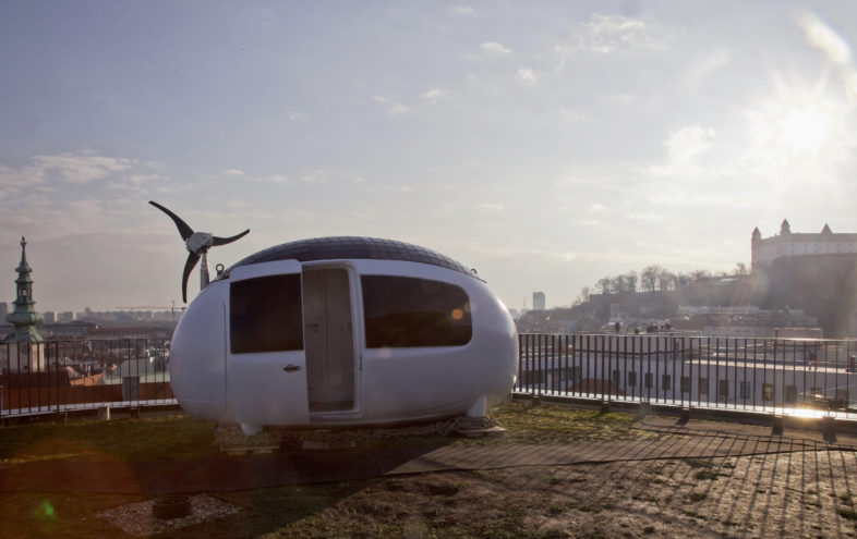 Slovak ECOCAPSULE Ready For Production (+video)