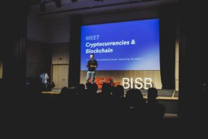 Martin at TEDx BISB on the future of finance