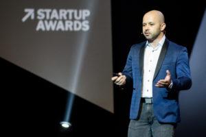 Vitaly Golomb, the keynote speaker of FutureNow2017