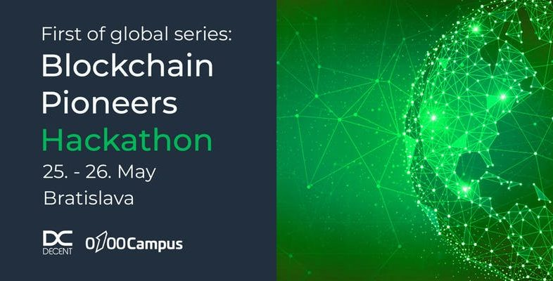 Blockchain Pioneers Hackathon: Develop A Solution And Win ~18 000€ In Just 1 Day!