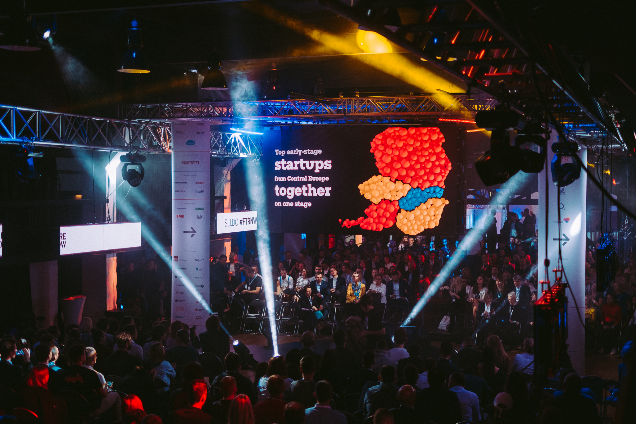 FutureNow conference and Startup Awards 2018