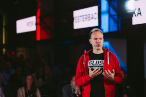 Peter Vesterbacka, Founder of Slush & Lightneer, former CMO at Angry Birds
