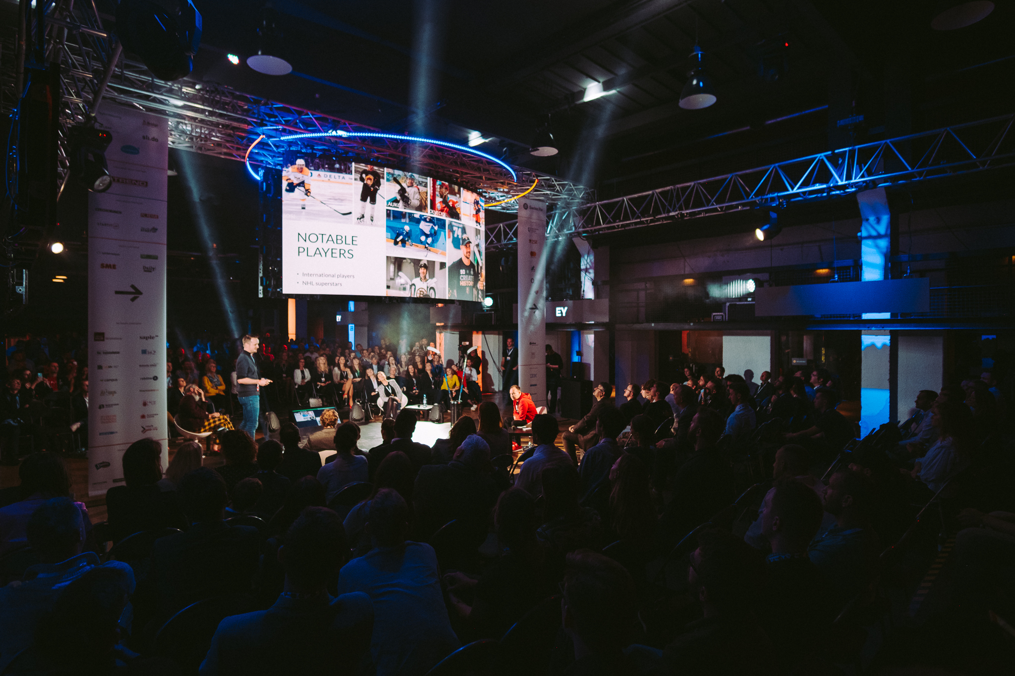 Spectre Hockey, the winner of the US Connections proze by Slovak-American Foundation for tSpectre Hockey, the winner of the US Connections prize by Slovak-American Foundation for the best Slovak startuphe best Slovak startup