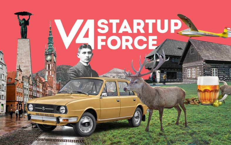 Startups Boosting Regional Entrepreneurial Environment: V4 Startup Force Returns
