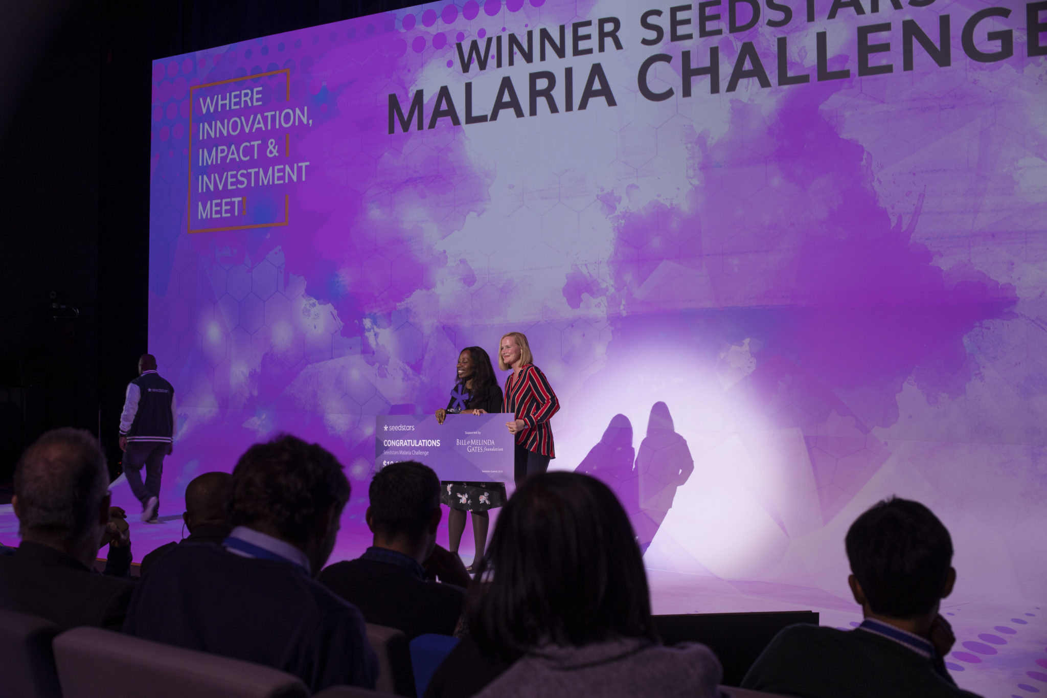 Medsaf, the winner of the Seedstars Malaria Challenge by Bill and Melinda Gates Foundation