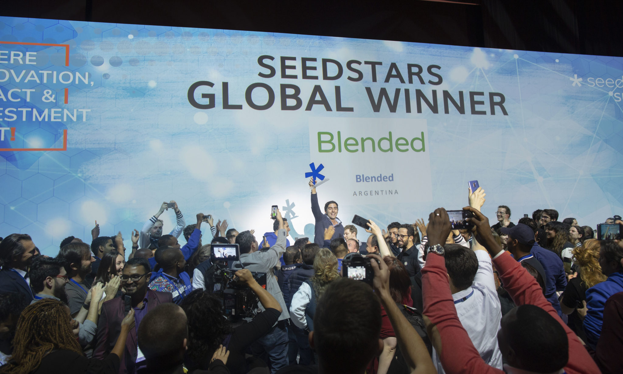 Seedstars Summit 2019: Seedstars Global Winner Blended